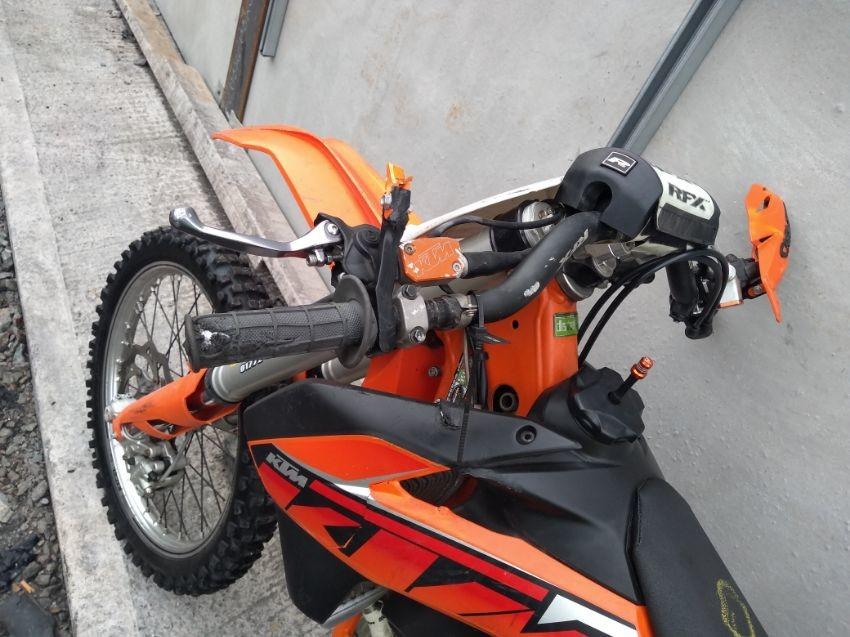 2013 KTM 200