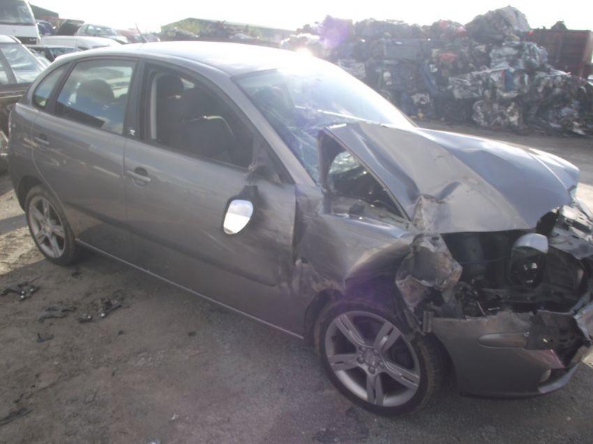 2005 SEAT IBIZA FR TDI 1,896cc