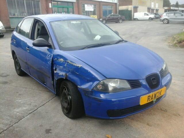 2003 SEAT IBIZA 12V 1,198cc