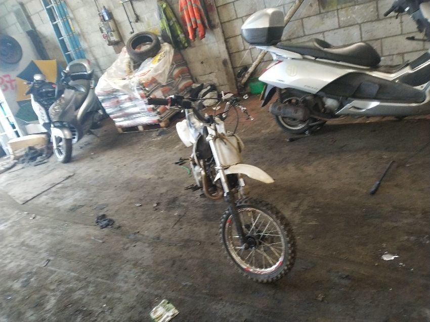 MOTORCYCLE / QUAD BIKE MOTORCYCLE