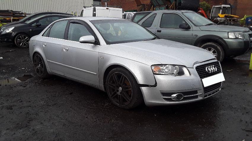 2006 AUDI A4 TDI SE TDV 1,968cc