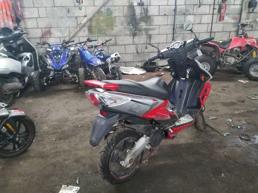 2012 TGB R50X
