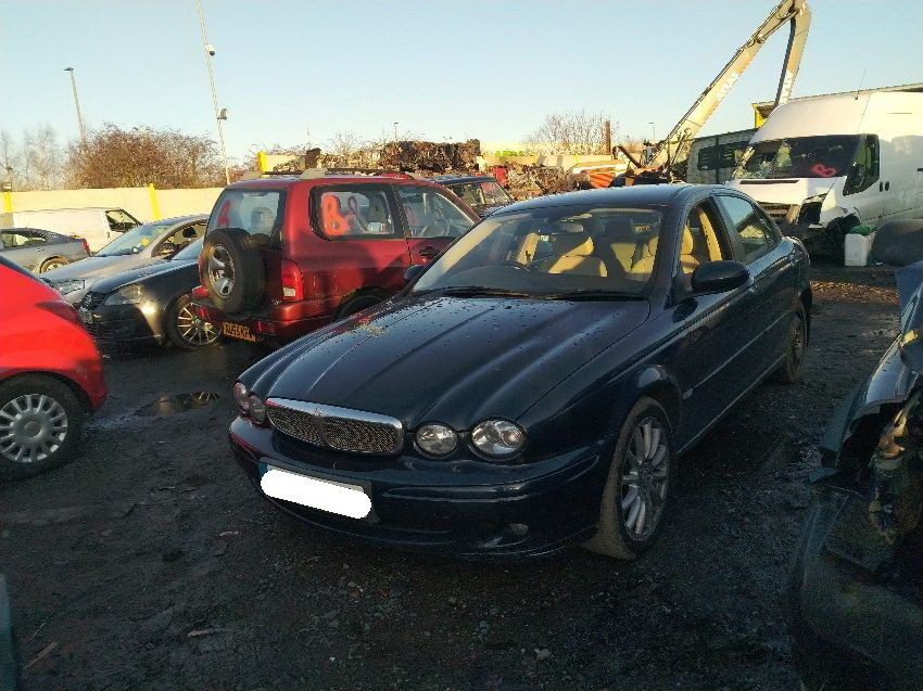 Used 2007 JAGUAR X-TYPE for sale at online auction   RAW2K