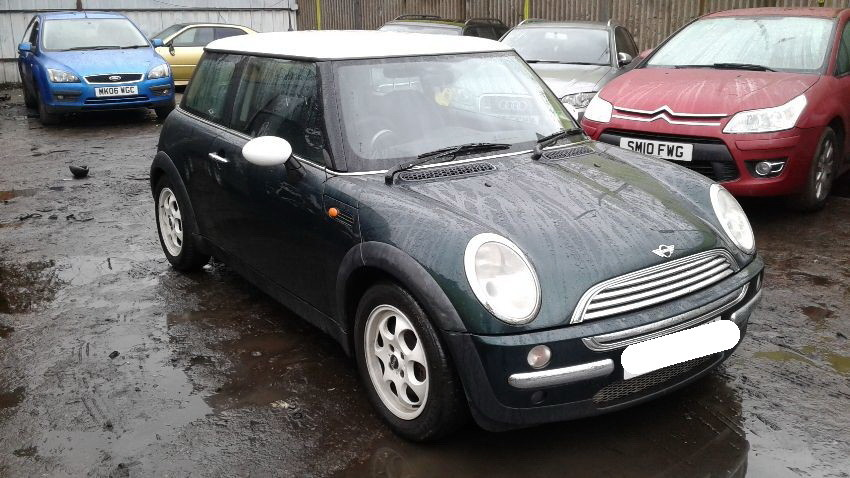 2002 MINI HATCH