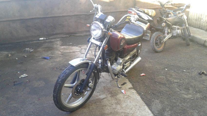 2004 HONGDOU 125