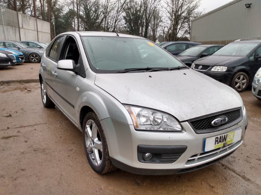 2007 FORD FOCUS SPORT S LIMITED EDITION 1,798cc