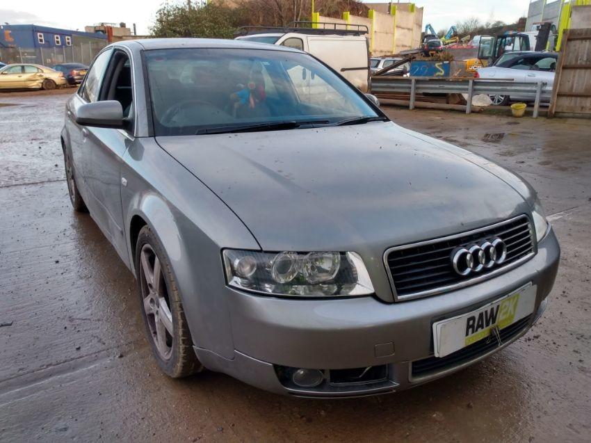 2004 AUDI A4 (PETROL)