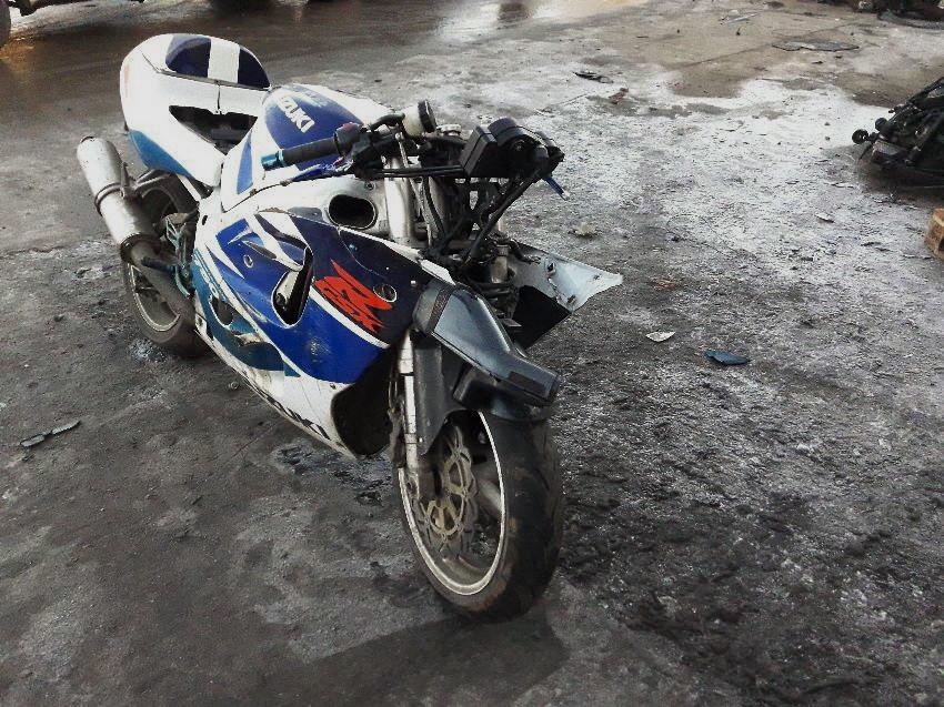 1998 SUZUKI GSXR 750