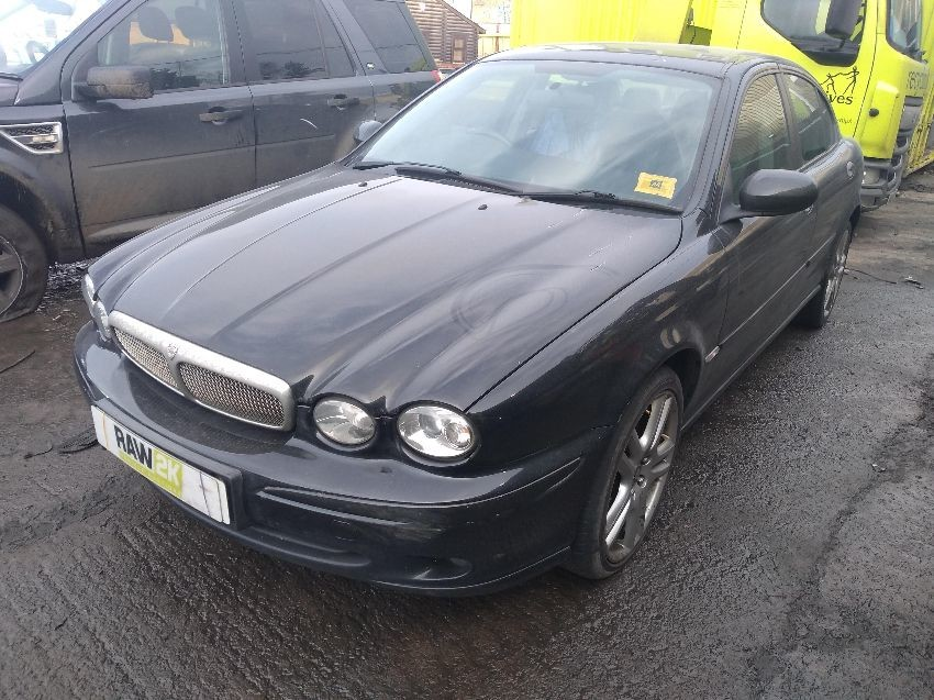 Used 2006 JAGUAR X-TYPE for sale at online auction   RAW2K