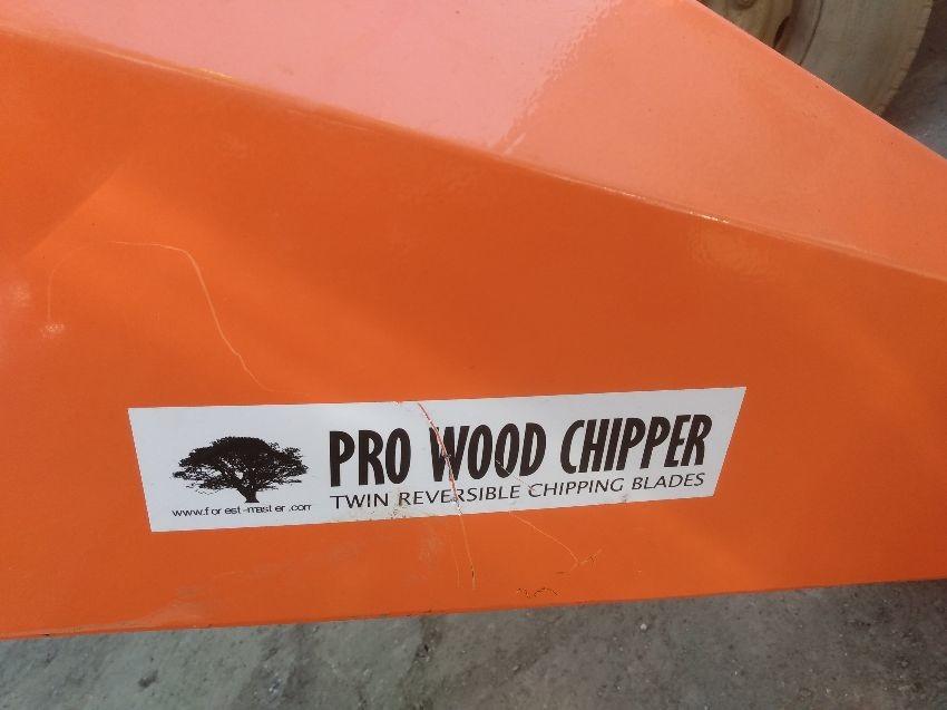 Pro Wood Chiper