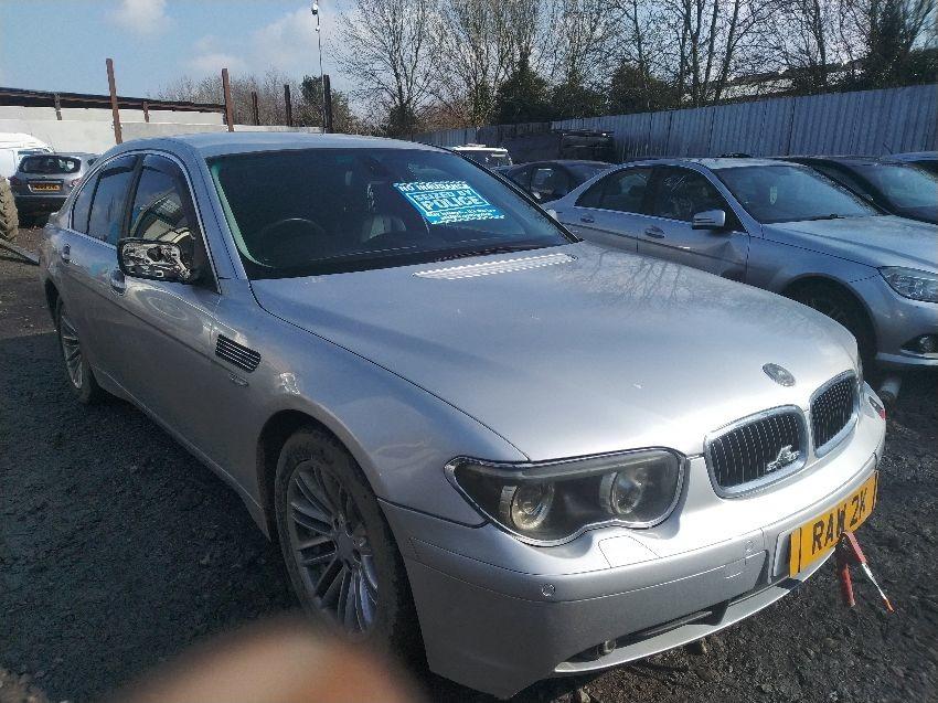 2004 BMW 7 SERIES 730D SE 2,993cc