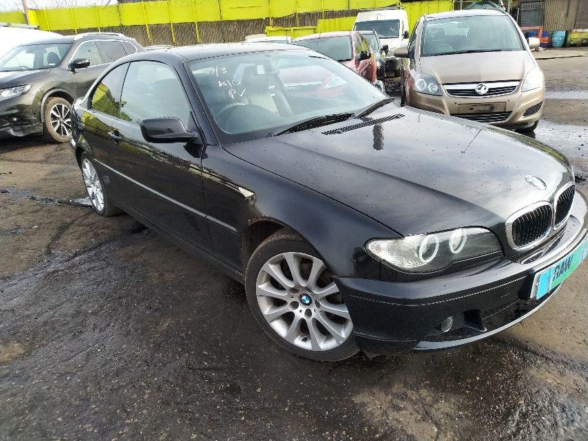 2005 BMW 3 SERIES 318CI ES 1,995cc