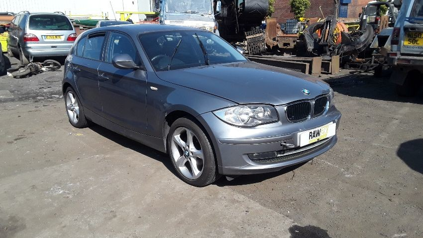 2009 BMW 1 SERIES 116I SPORT 1,995cc
