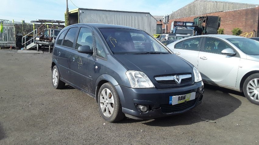 2008 VAUXHALL MERIVA BREEZE PLUS CDTI 1,248cc