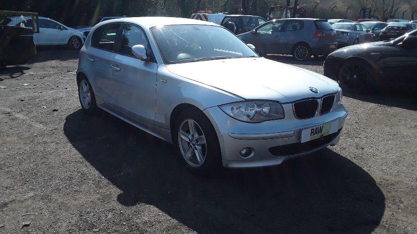 2006 BMW 1 SERIES 116I SPORT 1,596cc
