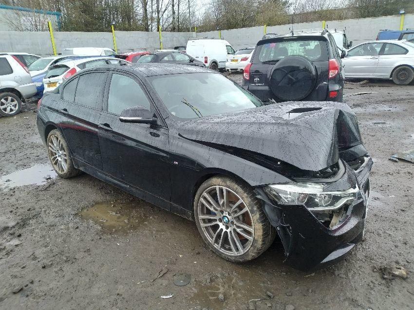 2016 BMW 3 SERIES 330I M SPORT 1,998cc