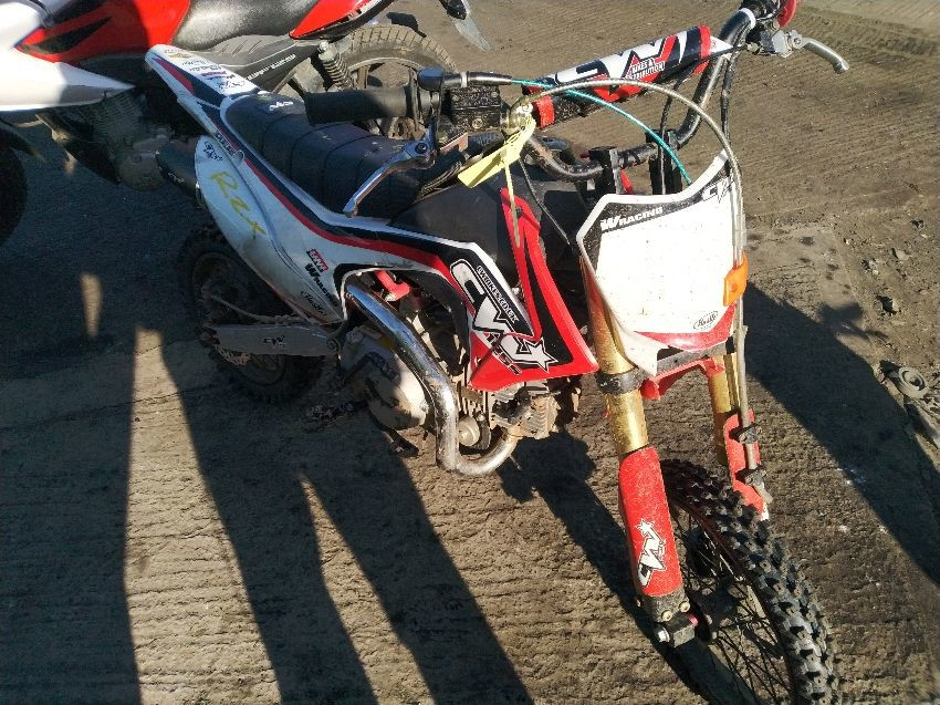 MOTORCYCLE CWR 125