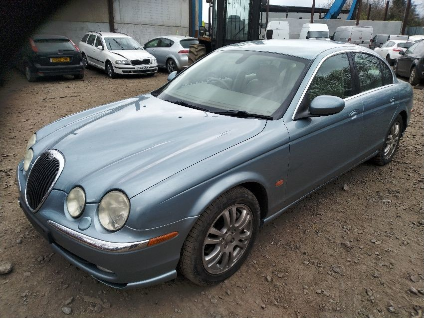 Used 2004 JAGUAR S-TYPE for sale at online auction | RAW2K