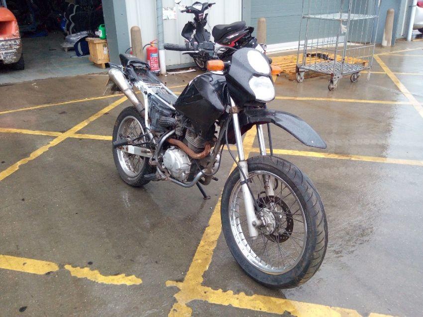 2008 HONDA XR 125 L
