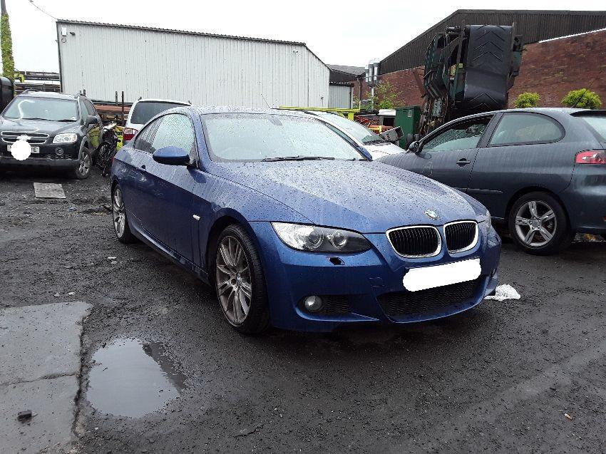 2007 BMW 3 SERIES 320D M SPORT 1,995cc