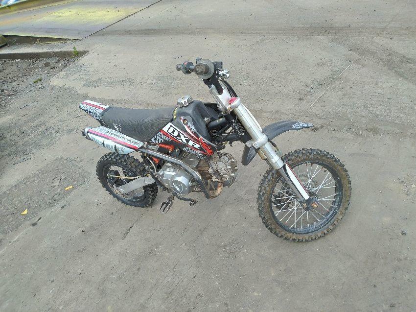 MOTORCYCLE / QUAD BIKE DIRT BIKE