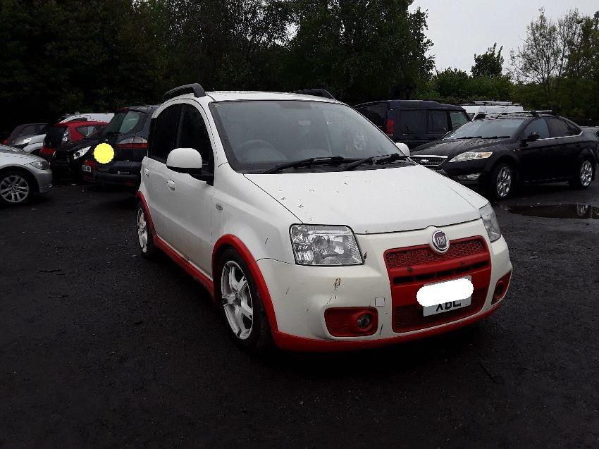 2009 FIAT PANDA 100HP 1,368cc