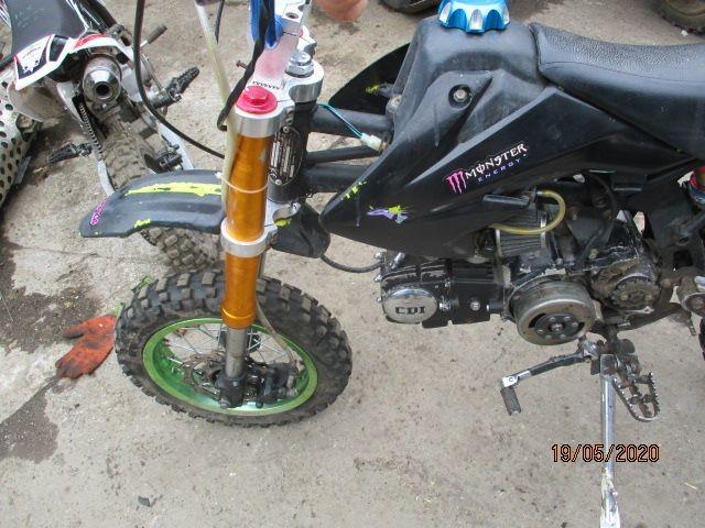 N/K OFF ROAD MOTORBIKE
