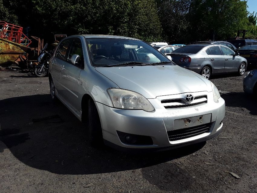 2006 TOYOTA COROLLA T3 COLOUR COLLECTION VVT-I 1,398cc