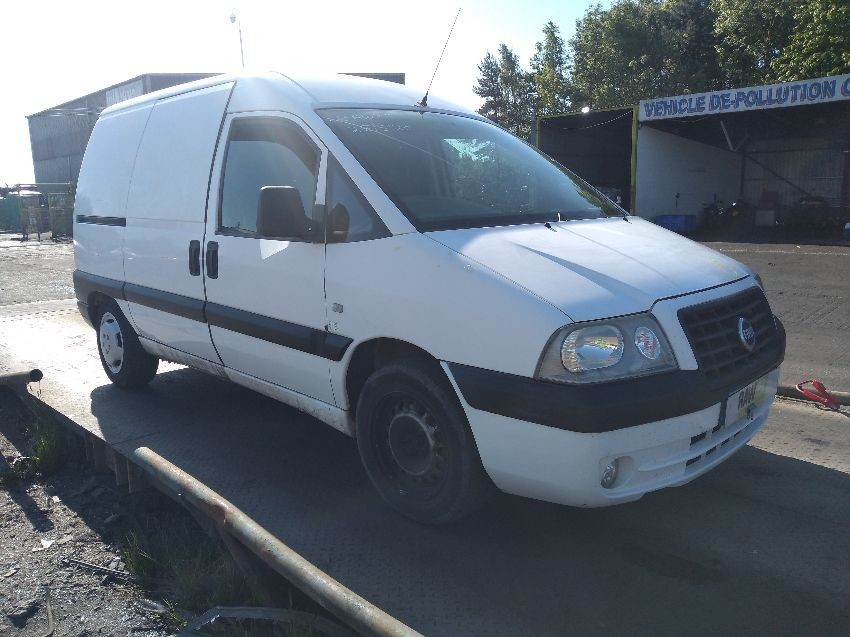 2005 FIAT SCUDO
