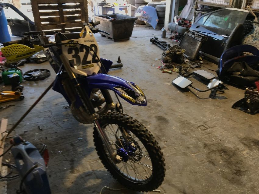 N/K Motorbike