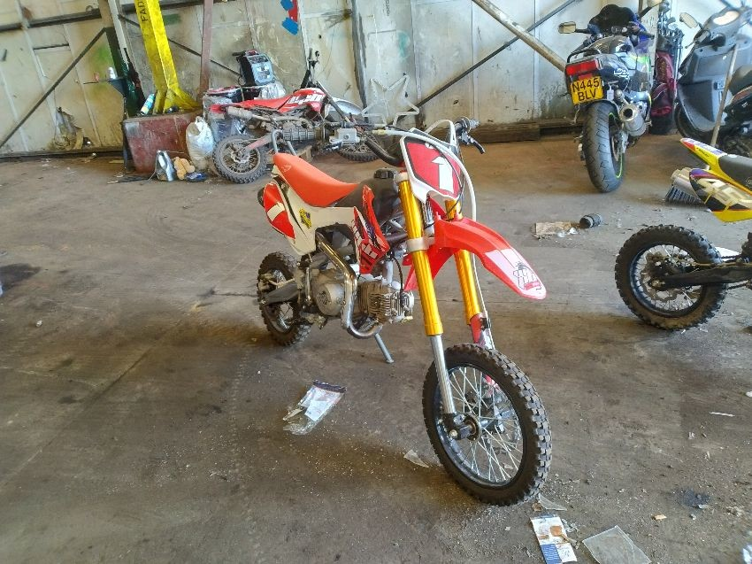 MOTORCYCLE / QUAD BIKE OFF ROAD BIKE