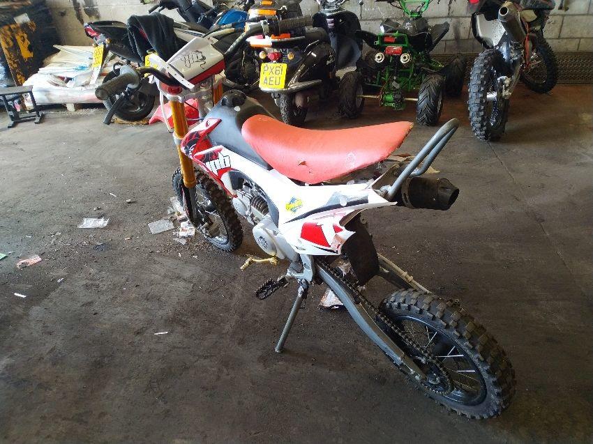 MOTORCYCLE / QUAD BIKE OFF ROAD BIKE
