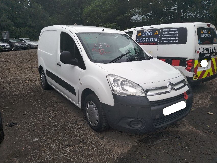 2010 CITROEN BERLINGO