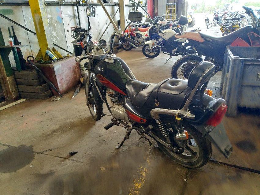 2002 HYOSUNG MOTORCYCLE