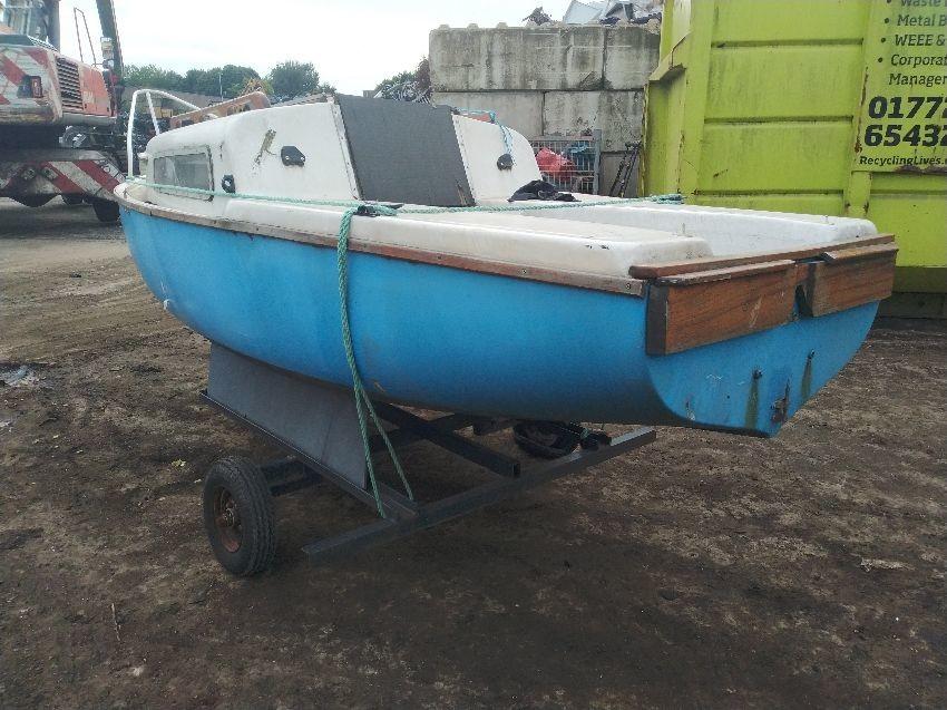 Boat & Trailer TRAILER/BOAT
