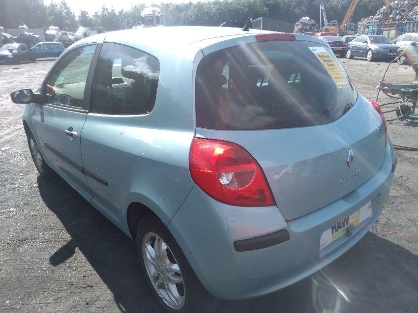 2008 RENAULT CLIO
