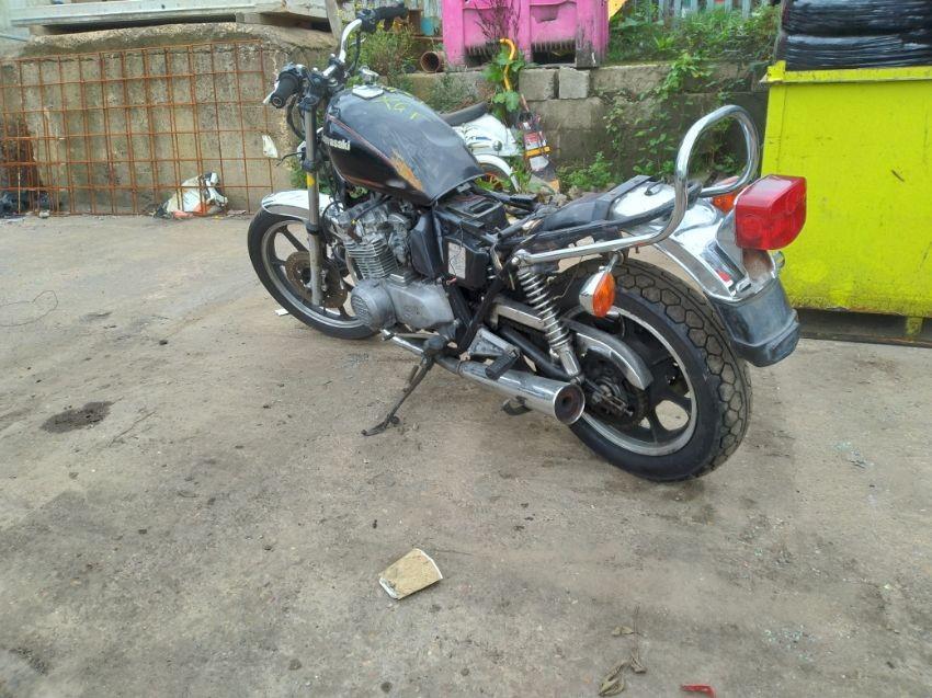 1984 KAWASAKI MOTORCYCLE