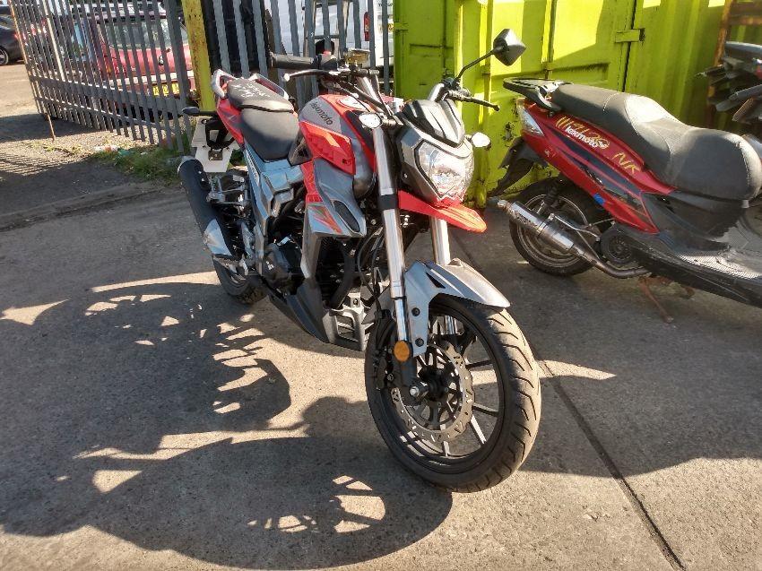 2020 LEXMOTO VIPER SK 125-22A