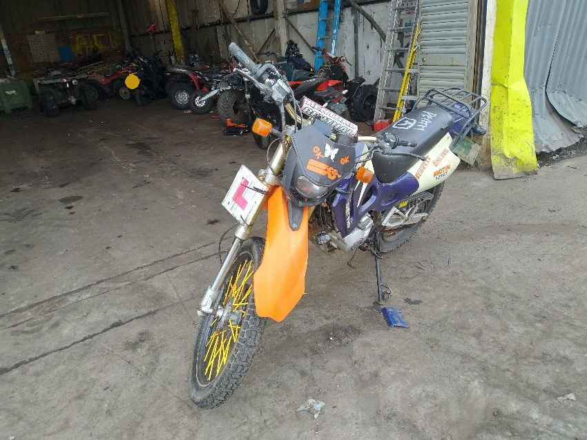 2006 DIRT PRO GY 125