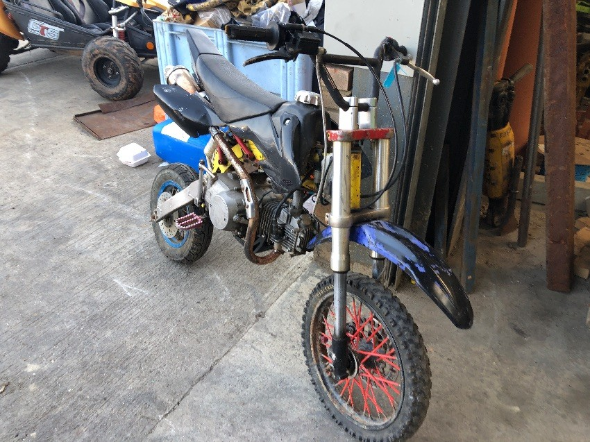 Unknown SMALL PIT BIKE