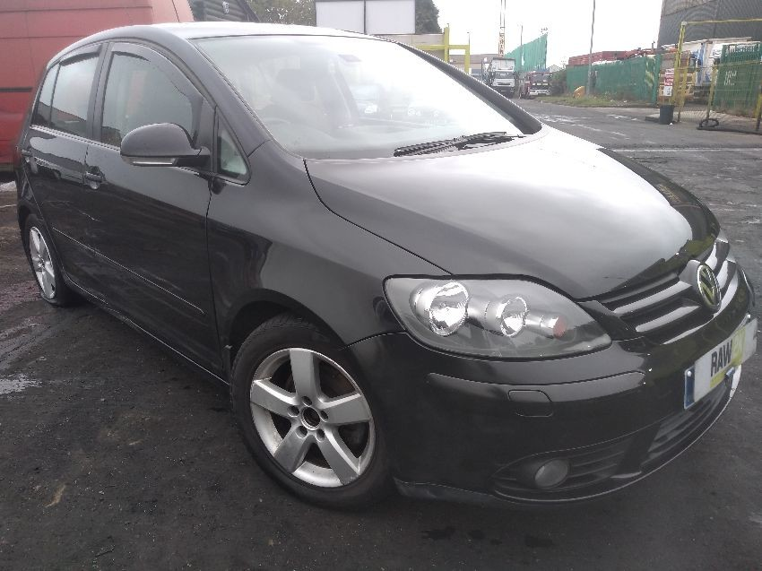 2007 VOLKSWAGEN GOLF PLUS