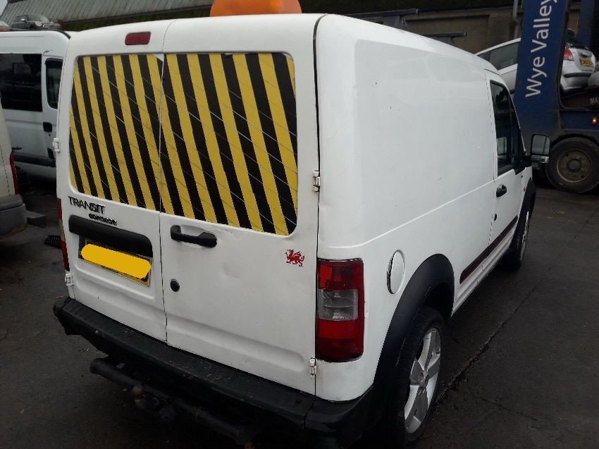 2002 FORD TRANSIT CONNECT