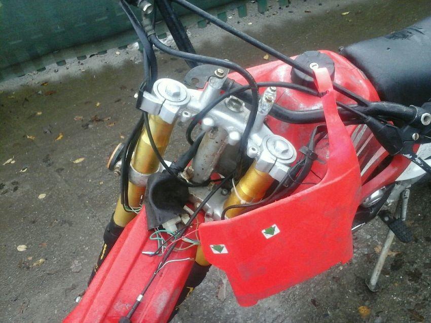2005 CHITUMA MOTORCYCLE