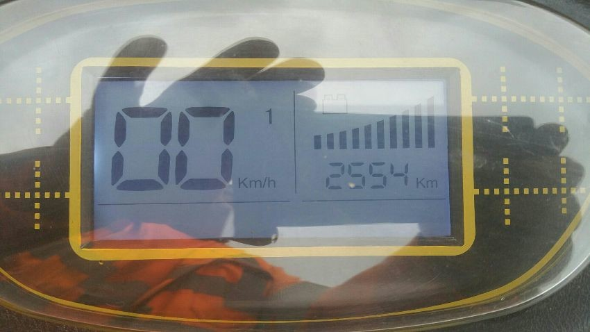 N/K CHINESE IMPORTED MOTORBIKE