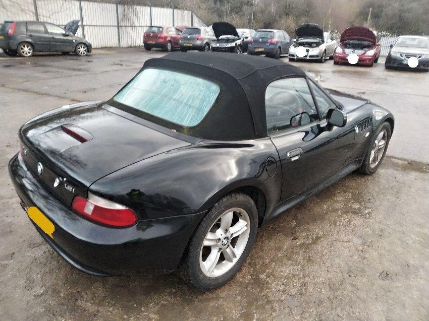 2001 BMW Z SERIES