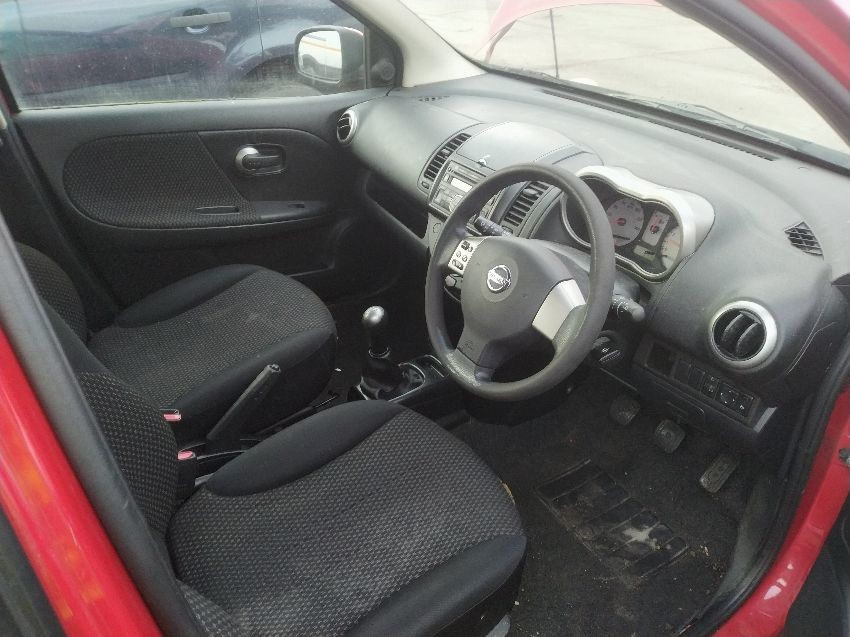 2008 NISSAN NOTE