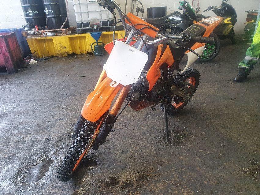 UNIQUE MOTOR COMPANY Field Bike