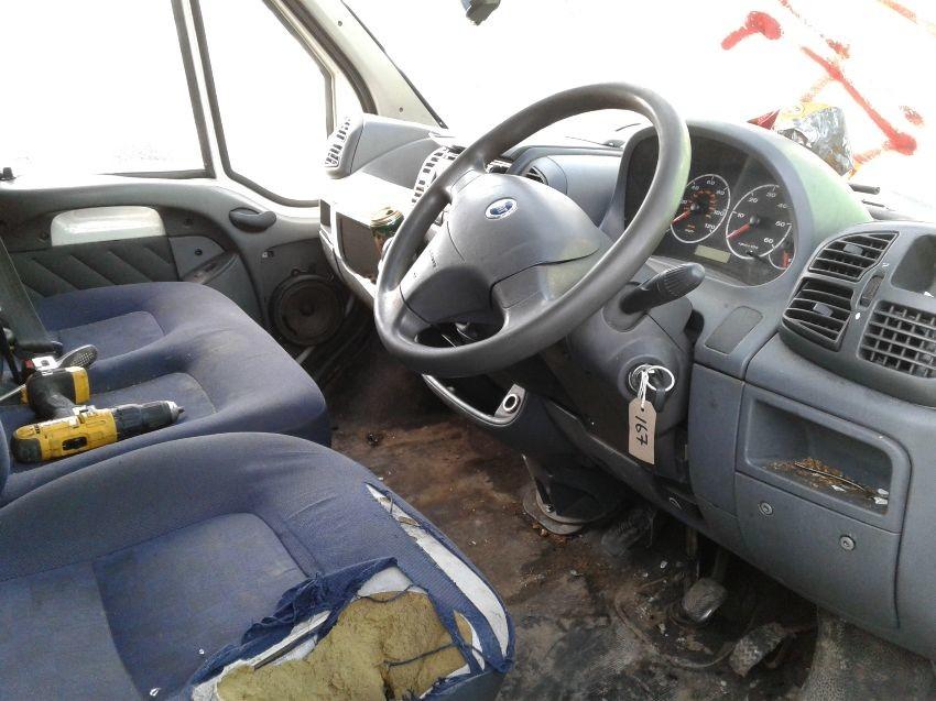 2003 FIAT DUCATO 15 JTD LWB