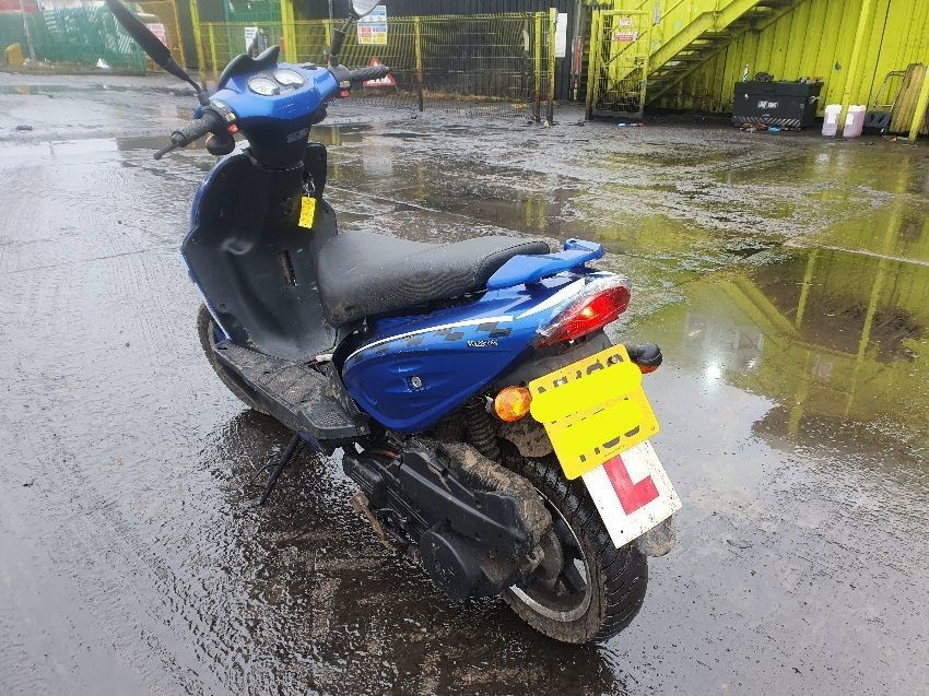 2009 LINGBEN UNKNOWN, PETROL SCOOTER