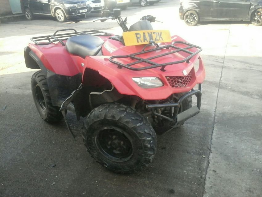 KINGQUAD MOTORCYCLE